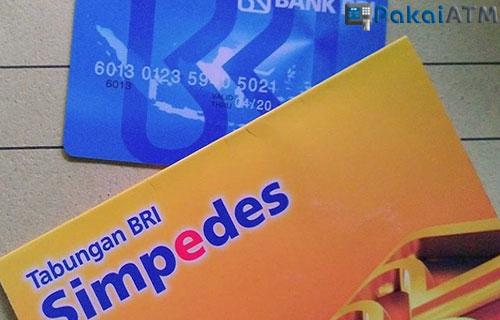 ATM BRI Biru Simpedes