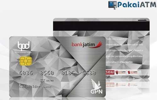 ATM Bank Jatim Silver