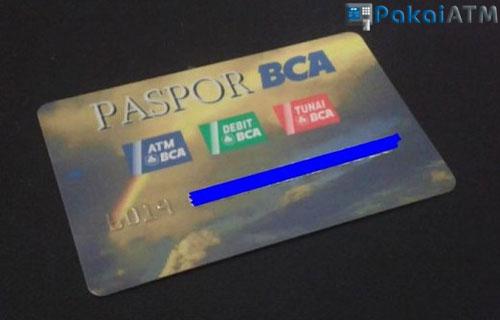 ATM Lama BCA