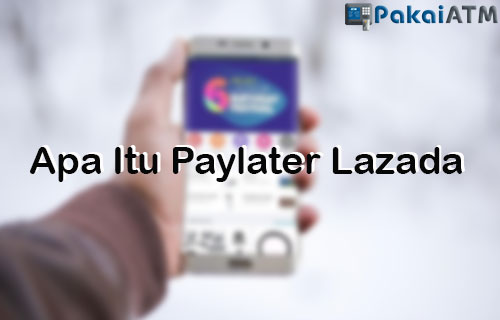 Apa Itu Paylater Lazada