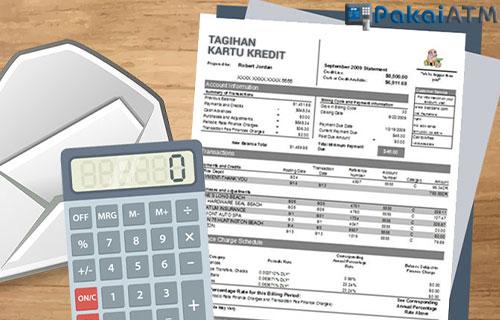 Biaya Admin Bayar Kartu Kredit Mandiri