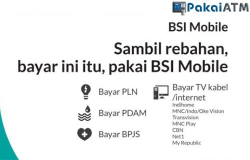Biaya Admin Pembayaran Indihome Lewat mBanking BSI