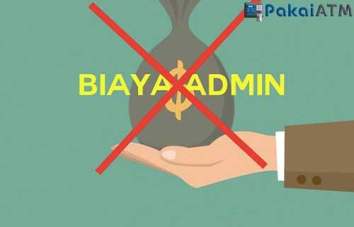 Biaya Admin Pembayaran UTBK di ATM BRI