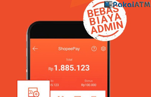 Biaya Admin Top Up ShopeePay via BSI Mobile