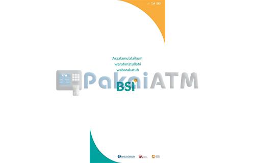 Buka Aplikasi BSI Mobile 3