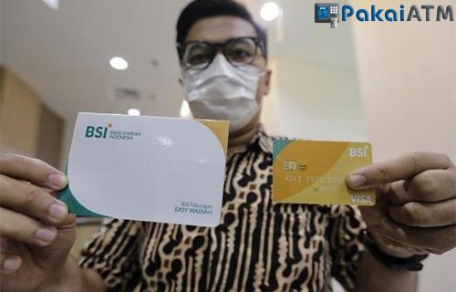 Cara Ambil ATM di Bank Syariah Indonesia