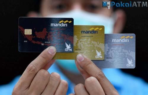Cara Ganti ATM Mandiri Chip Syarat Biaya