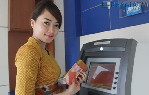 Cara Menggunakan ATM Bersama