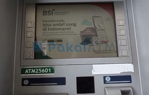 Datang ke ATM BSI Terdekat