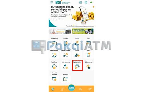Jalankan BSI Mobile