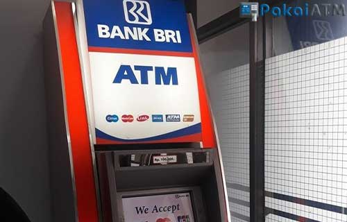 Kunjungi Gerai ATM BRI