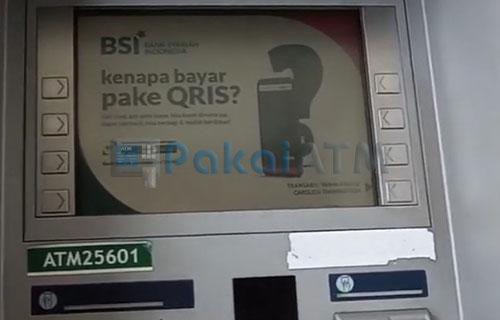 Kunjungi Gerai ATM BSI 1