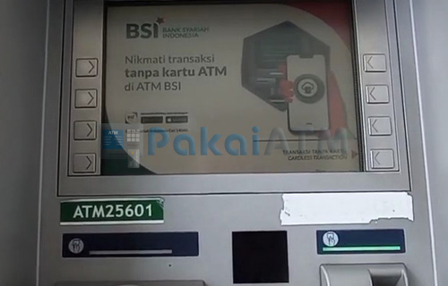 Kunjungi Gerai ATM BSI 2