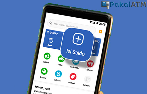 Limit Minimal Maksmial Top Up GoPay Lewat BSI Mobile