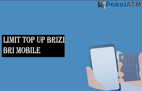 Limit Top Up Saldo Brizzi
