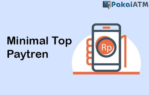 Minimal Top Up Paytren Melalui BSI Mobile