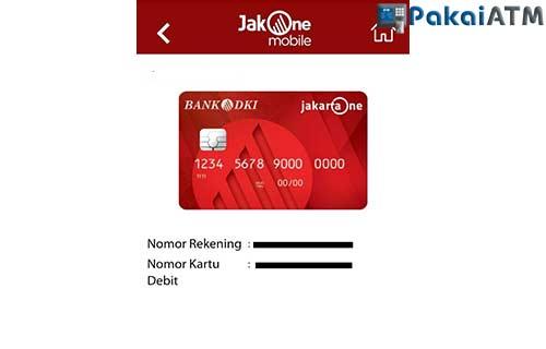 Muncul Informasi Rekening Bank DKI