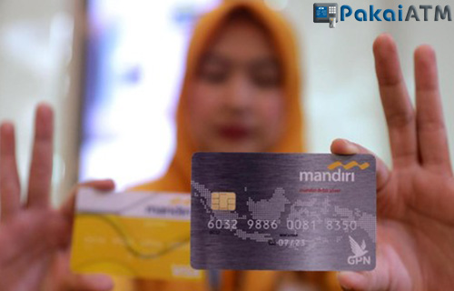Perbedaan Mandiri GPN dan Visa