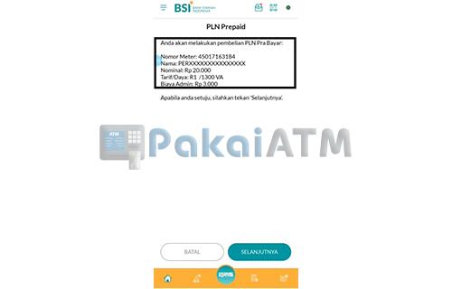 Periksa Data Transaksi 2