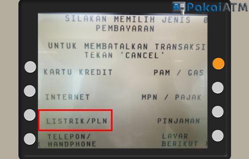 Pilih Listrik PLN
