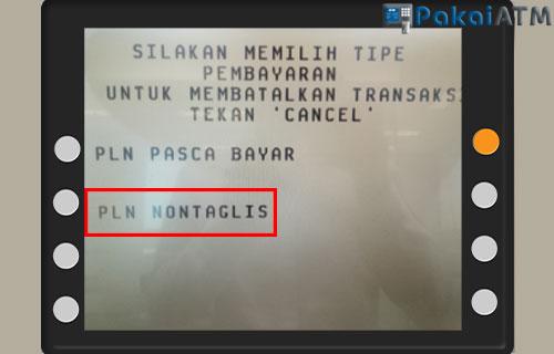 Pilih PLN Nontaglis