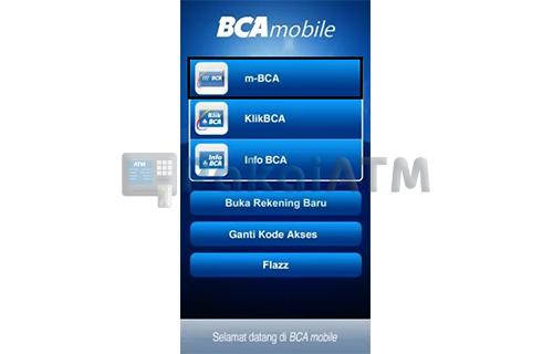 Pilih m BCA 1