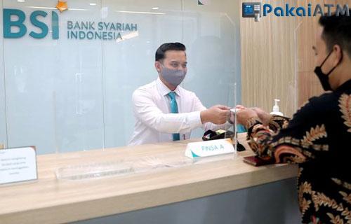 Setoran Awal Buka Tabungan Bank Syariah Indonesia Online