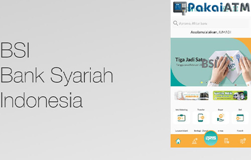 Syarat Tarik Tunai Tanpa Kartu di ATM Bank Syariah Indonesia