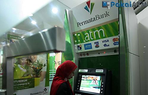 1. Mengganti Nomor HP SMS Banking di ATM