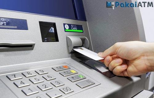 1. Cara Mengetahui Nomor Rekening Orang Lain di Mesin ATM