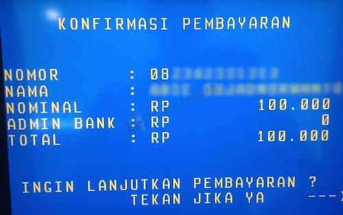 10. Konfirmasi Pembayaran