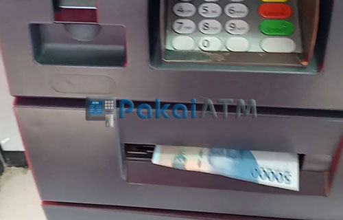 10. Cara Mengambil Uang di ATM Bank Jatim Selesai