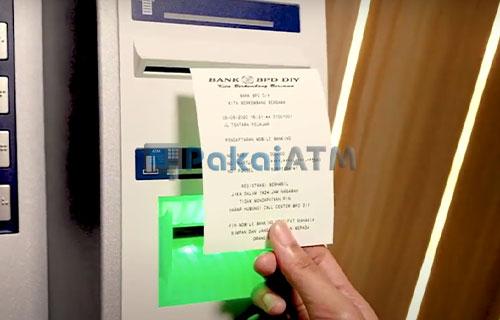 11. Daftar M Banking Berhasil
