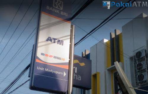 13. ATM BRI Madyopuro