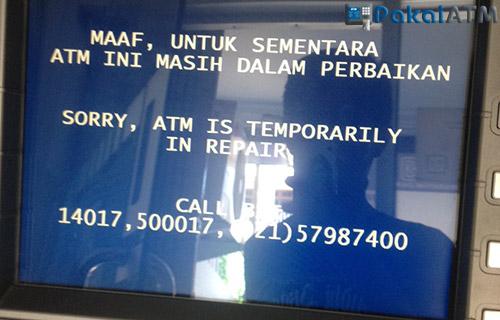 4. Server ATM Error