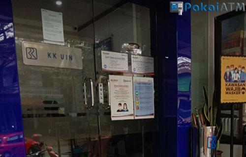 9. ATM BRI KK UIN Malang