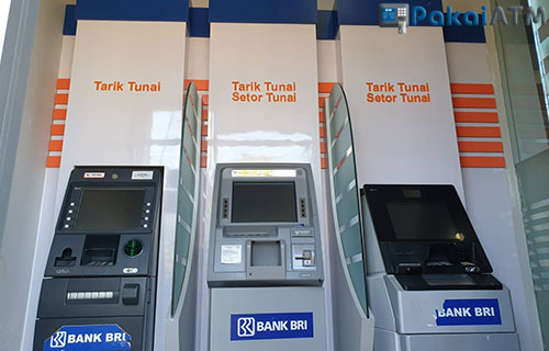 ATM Setor Tunai BRI Malang