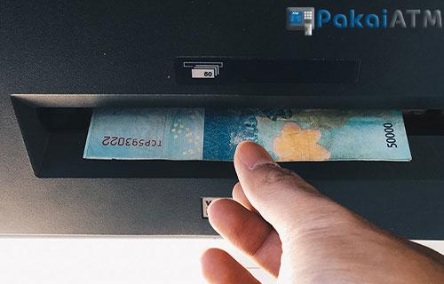Batas Maksimal Mengambil Uang di ATM Bank Jatim