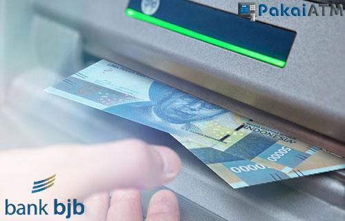 Batas Maksimal Tarik Tunai di ATM BJB