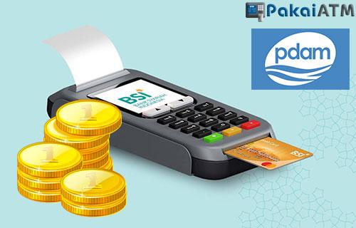 Biaya Admin PDAM BSI Mobile
