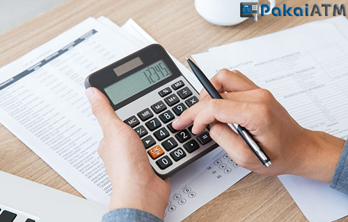 Biaya Admin Top Up LinkAja Via ATM BCA