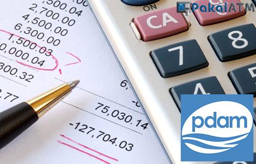 Biaya Bayar PDAM di ATM Mandiri