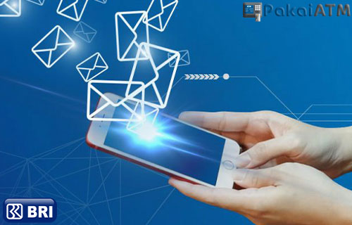 Biaya SMS Banking BRI Transaksi Notifikasi
