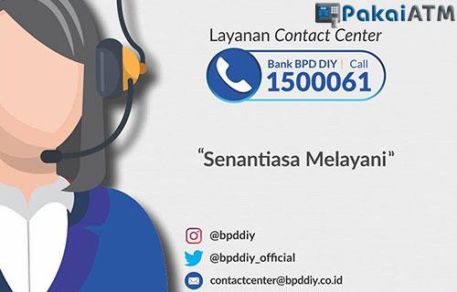 Call Center BPD DIY