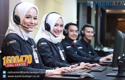 Call Center Bank Riau Kepri Syariah