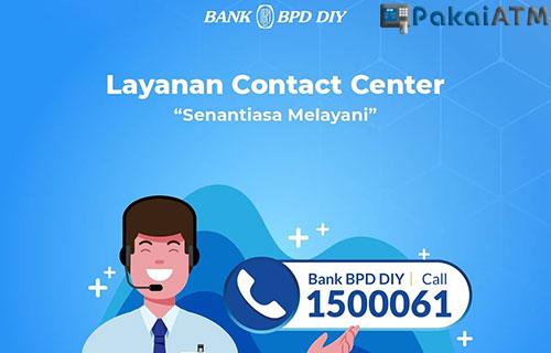 Cara Menghubungi Call Center BPD DIY