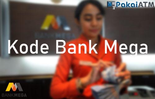 Kode Bank Mega