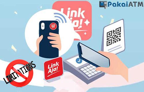 Limit Minimal Maksimal Top Up LinkAja di ATM Mandiri