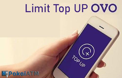 Limit Top Up OVO Melalui Livinby Mandiri