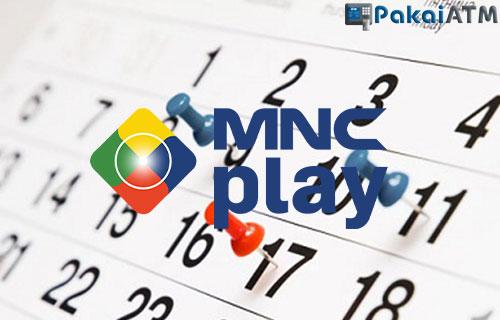 Tanggal Jatuh Tempo Bayar MNC Play
